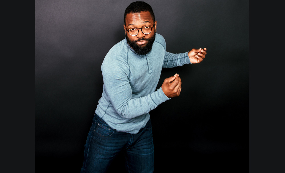 BE Modern Man - Baratunde Thurston