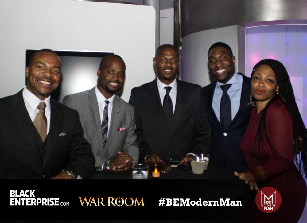 War Room Screening & BE Modern Man Reception - 7/9/15 - 53