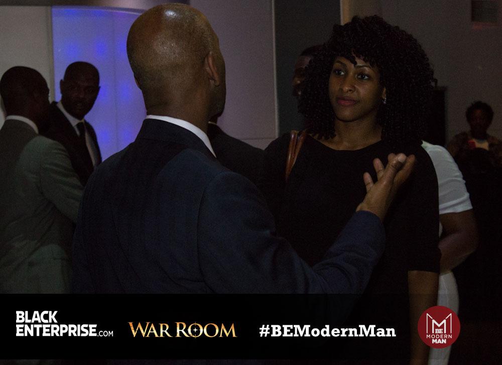 War Room Screening & BE Modern Man Reception - 7/9/15 - 51