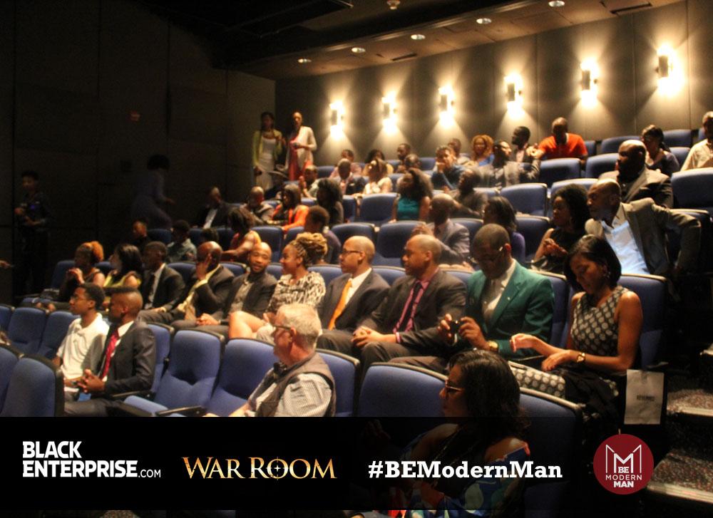 War Room Screening & BE Modern Man Reception - 7/9/15 - 44