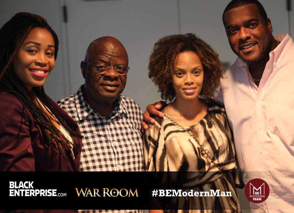 War Room Screening & BE Modern Man Reception - 7/9/15 - 41