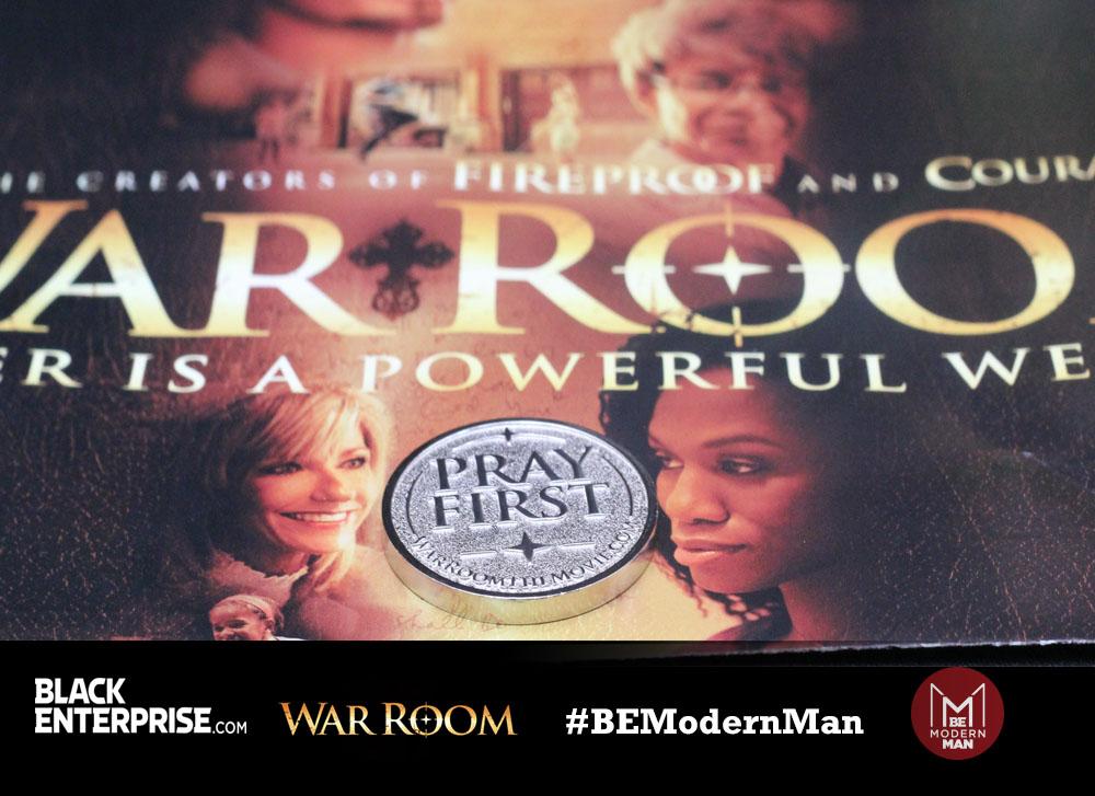 War Room Screening & BE Modern Man Reception - 7/9/15 - 40