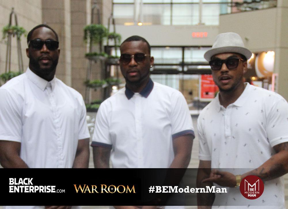 War Room Screening & BE Modern Man Reception - 7/9/15 - 37