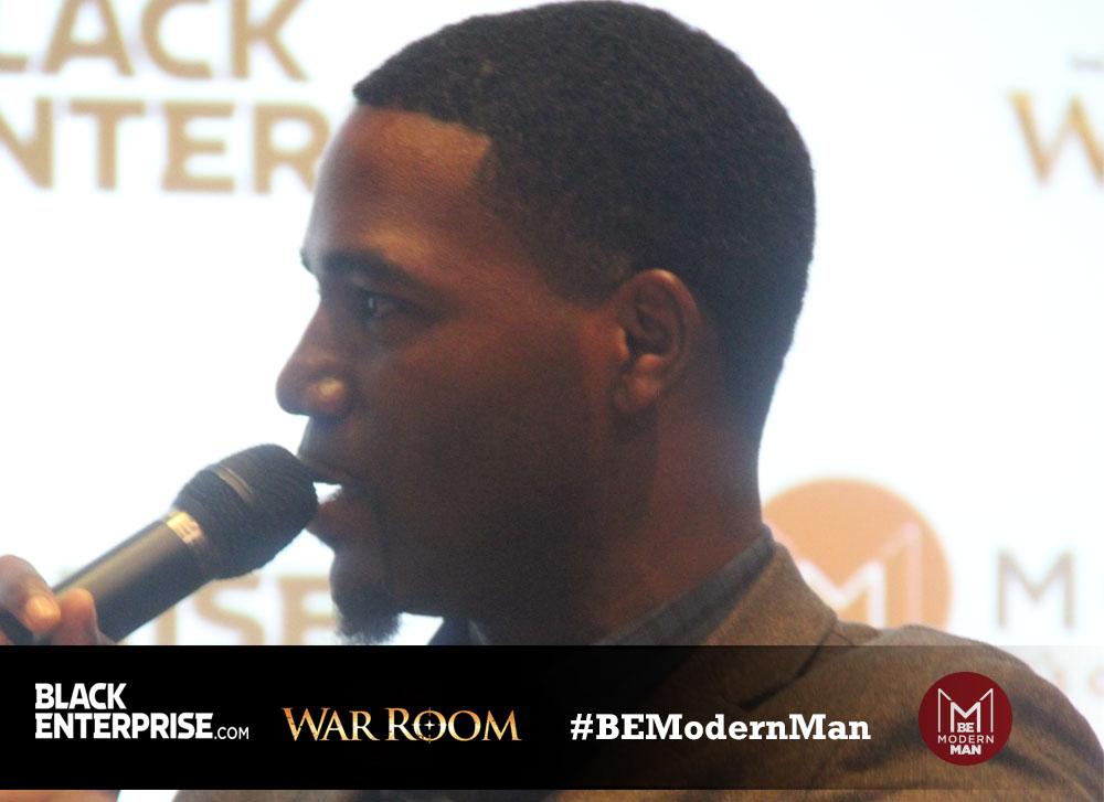 War Room Screening & BE Modern Man Reception - 7/9/15 - 36