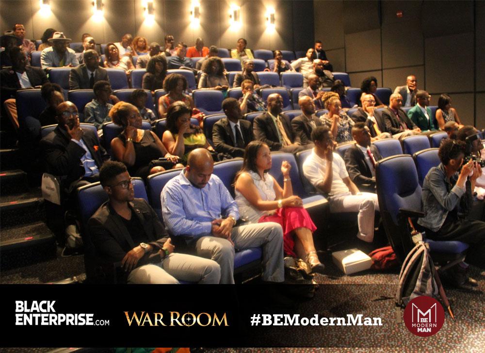 War Room Screening & BE Modern Man Reception - 7/9/15 - 34