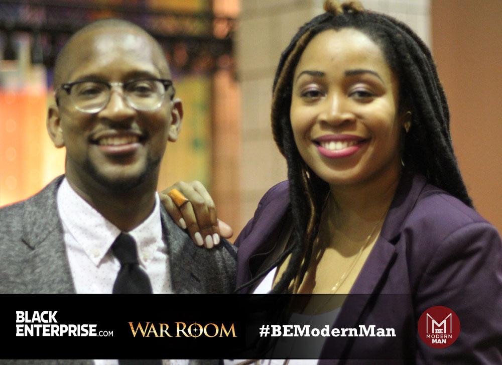 War Room Screening & BE Modern Man Reception - 7/9/15 - 20