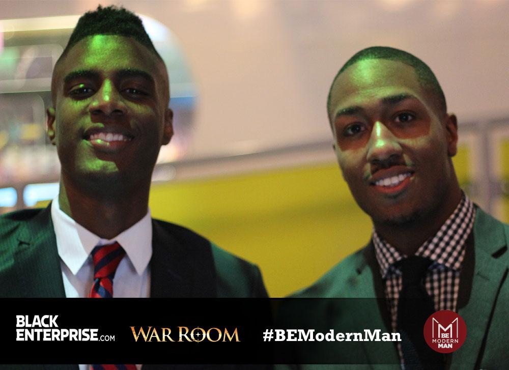 War Room Screening & BE Modern Man Reception - 7/9/15 - 19