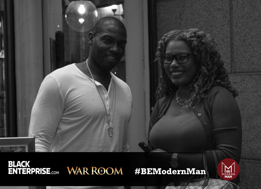 War Room Screening & BE Modern Man Reception - 7/9/15 - 14