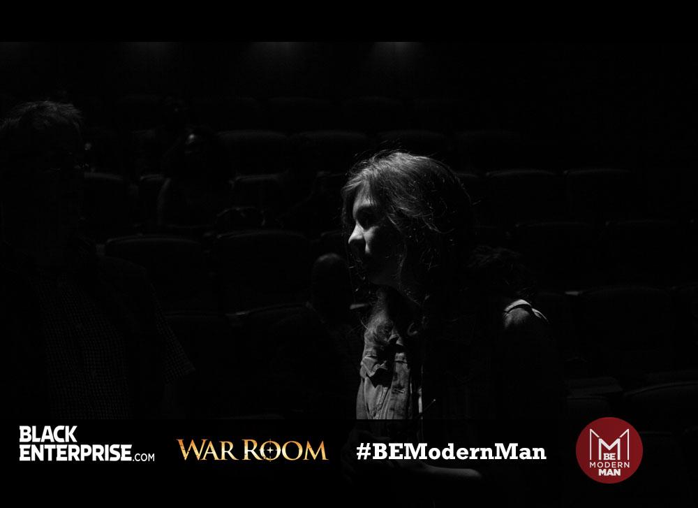 War Room Screening & BE Modern Man Reception - 7/9/15 - 13