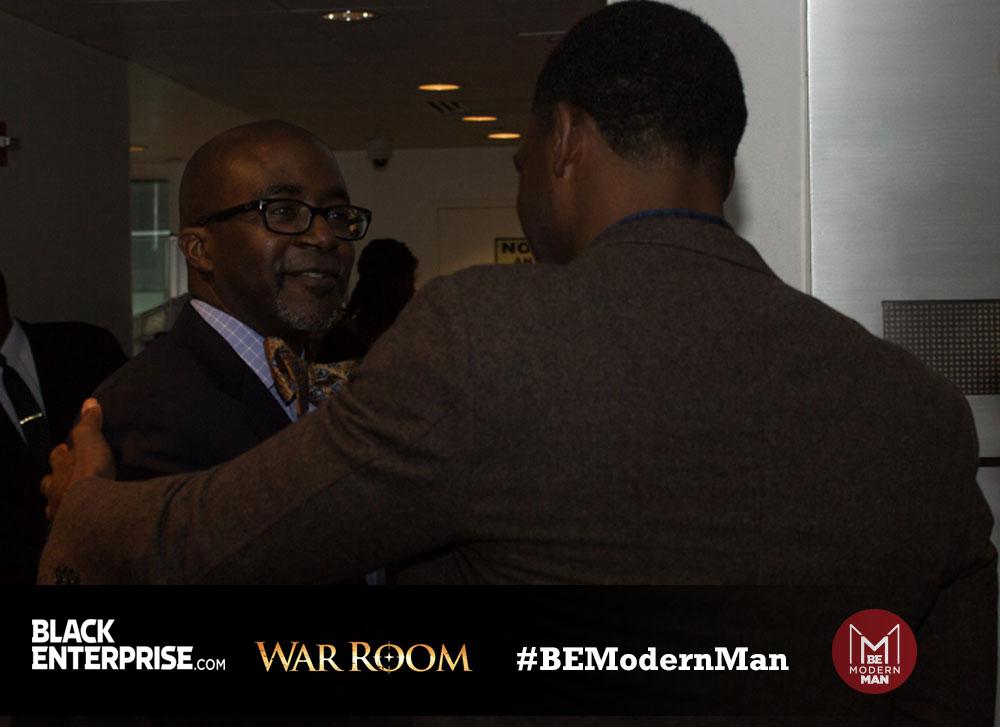 War Room Screening & BE Modern Man Reception - 7/9/15 - 11