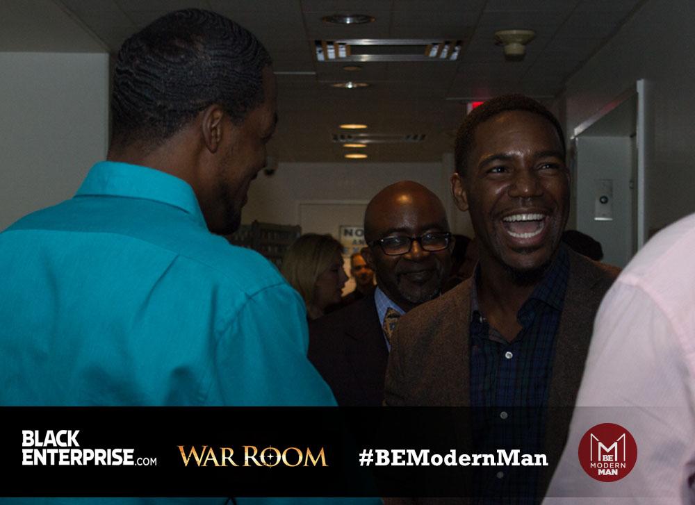 War Room Screening & BE Modern Man Reception - 7/9/15 - 10