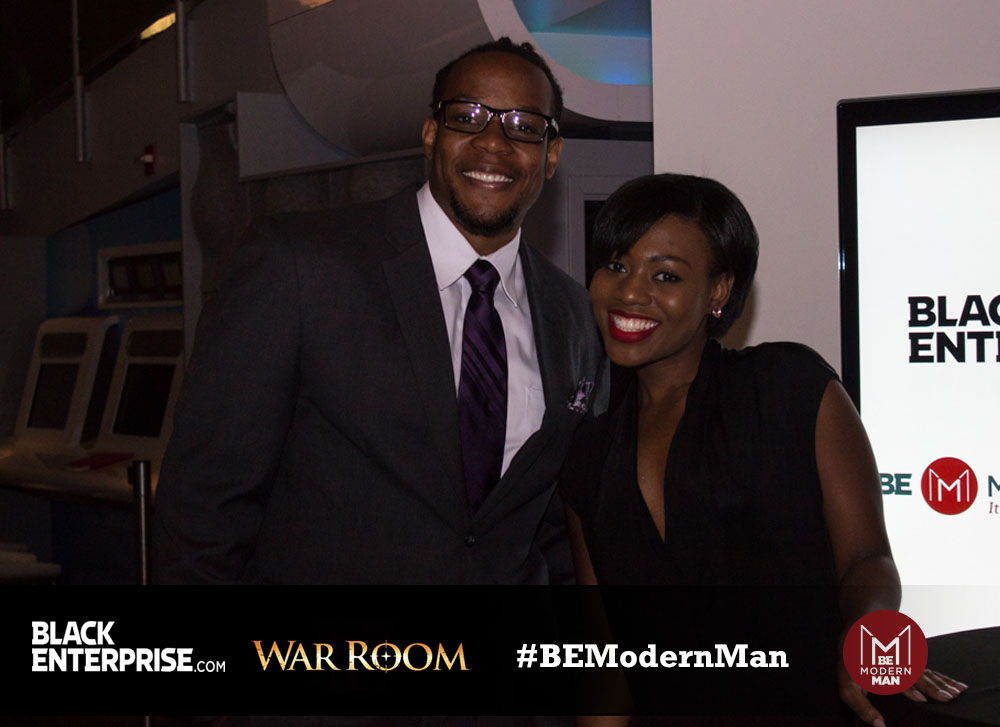 War Room Screening & BE Modern Man Reception - 7/9/15 - 8