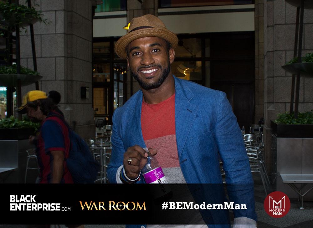War Room Screening & BE Modern Man Reception - 7/9/15 - 7
