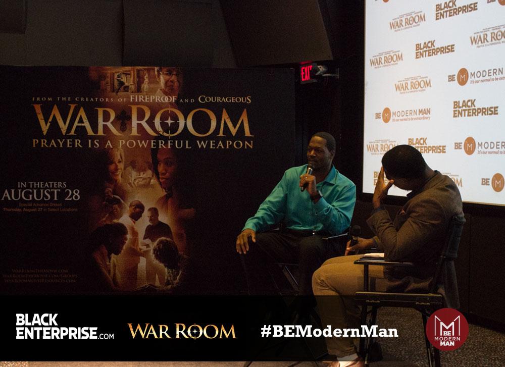 War Room Screening & BE Modern Man Reception - 7/9/15 - 6