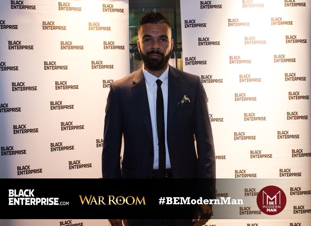 War Room Screening & BE Modern Man Reception - 7/9/15 - 5