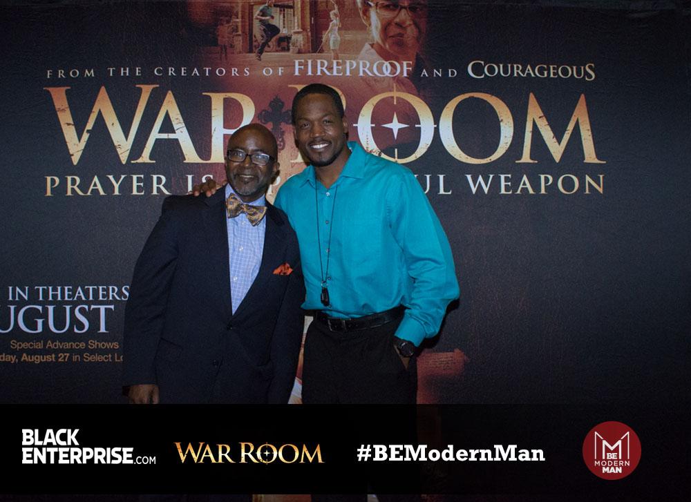 War Room Screening & BE Modern Man Reception - 7/9/15 - 4