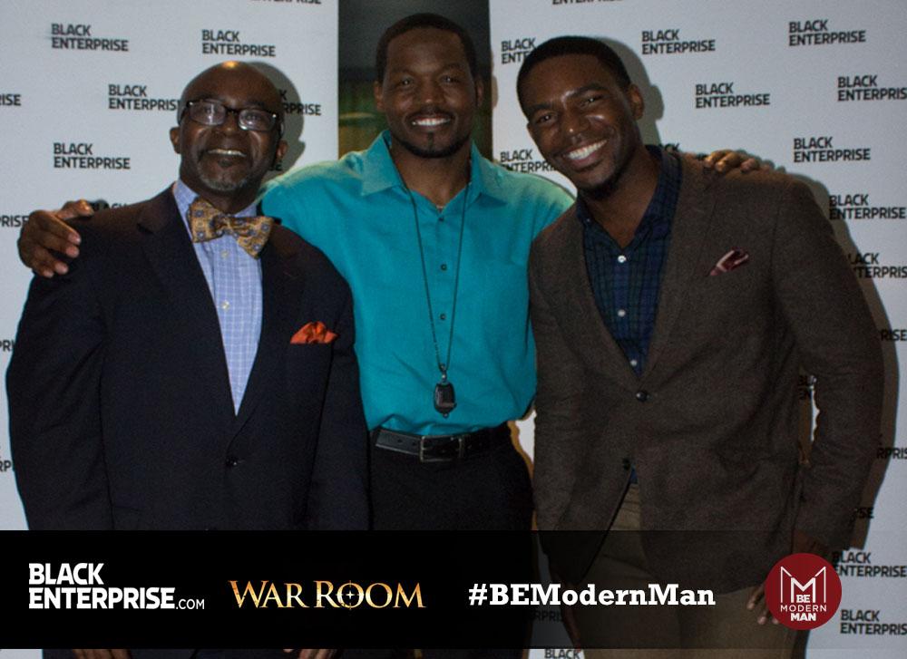 War Room Screening & BE Modern Man Reception - 7/9/15 - 3