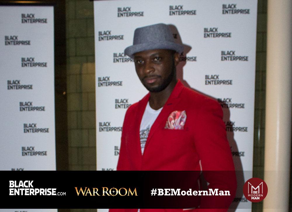 BE Modern Man Reception 2