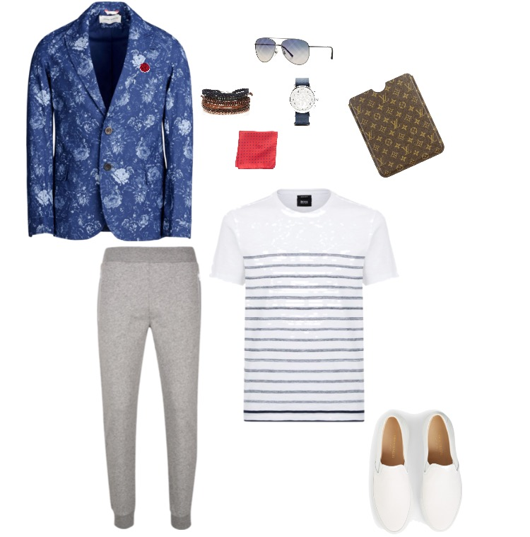 BE Modern Man - Style vs. Fashion – Tips from Romain Barnett