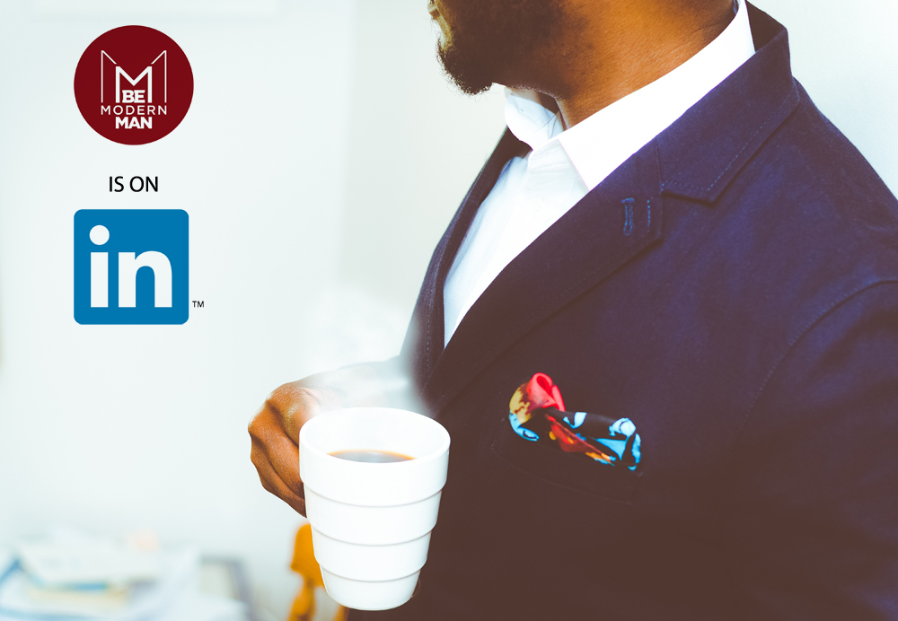 BE Modern Man on LinkedIn