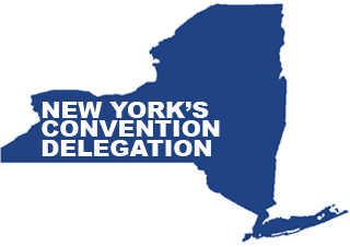 New York Convention Logo