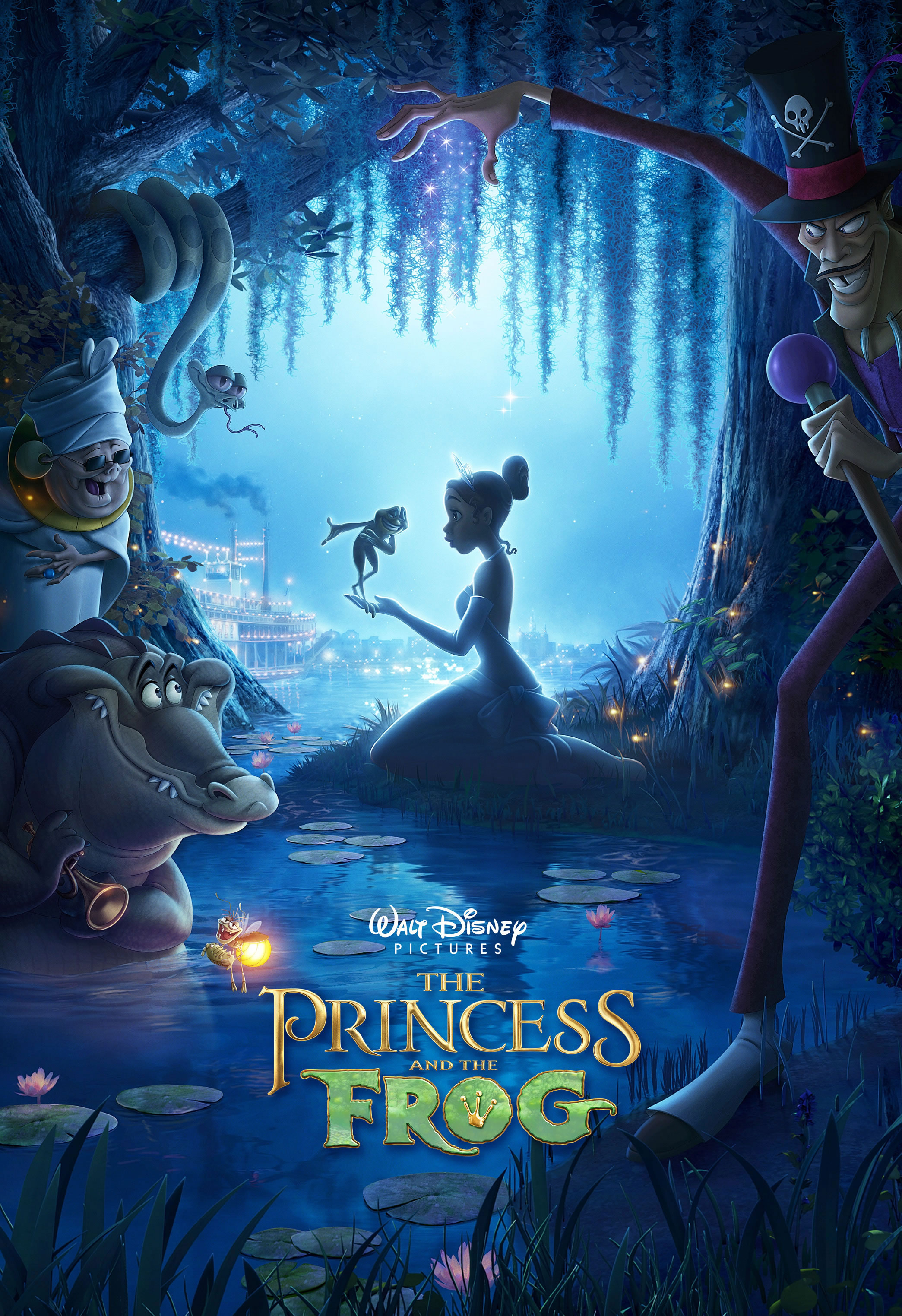 Review Tiana Sparkles But â The Princess And The Frogâ
