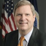 USDA Secretary Tom Vilsack; Shirley Sherrod