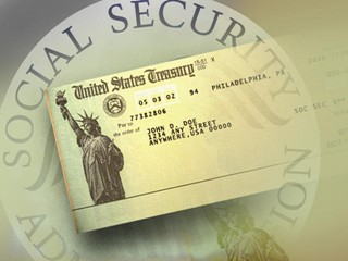 social security checks