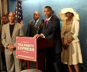 Tea Party Express, NAACP, racism, Joyce Jones, John Lewis
