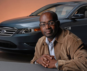 Jeff Fort Son http://www.blackenterprise.com/lifestyle/ford-2011-taurus-sho-review/
