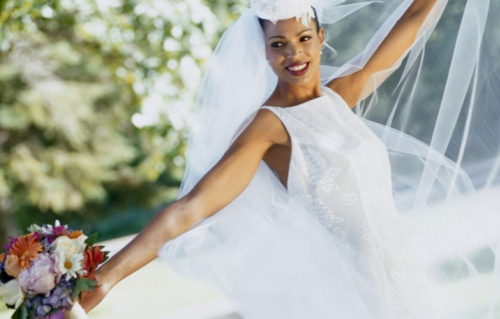 American idol lakisha jones wedding dress