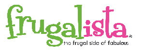 Natalie P. McNeal's The Frugalista logo