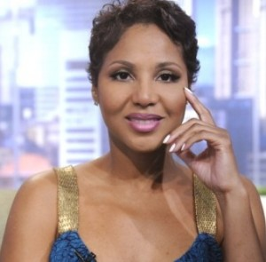 Toni Braxton prepares for her reality show