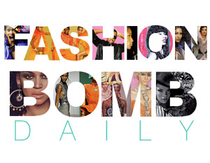 The Fashion Bomb logo