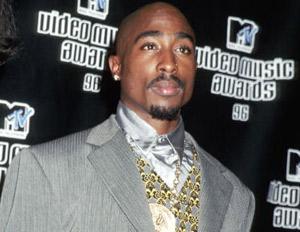 Rapper Tupac Shakur Biopic
