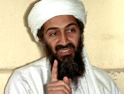 Al Qaeda leader Osa bin Laden killed by US forces