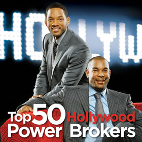 Top 50 Power Brokers in Hollywood