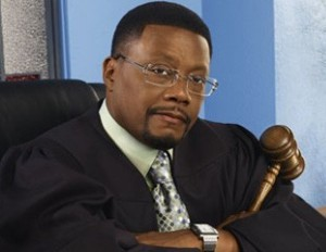 Judge Greg Mathis
