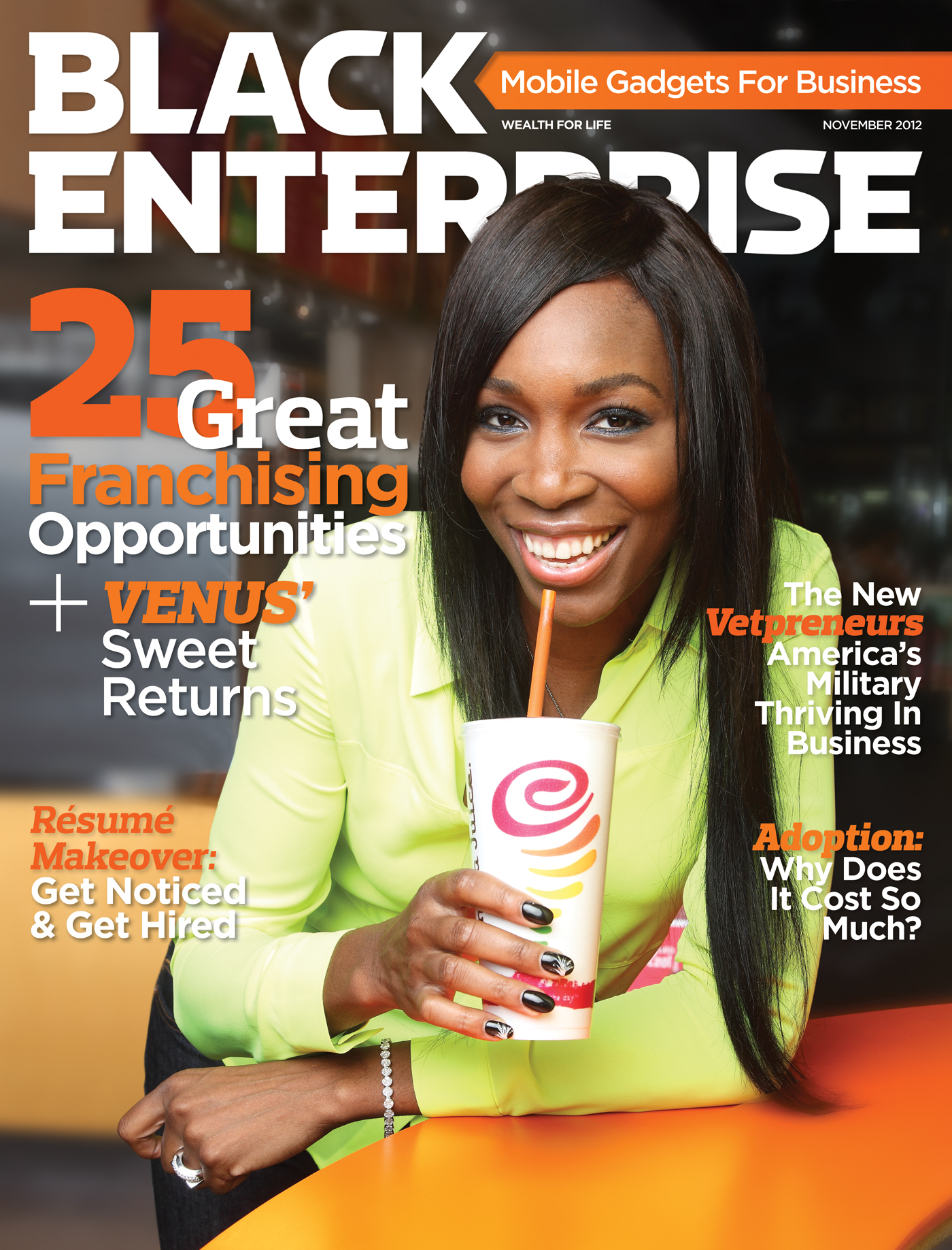 How To Get Into Black Enterprise: Entrepreneurs, Take Note