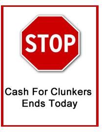 cash stuck in clunkers traffic jam black enterprise. Black Bedroom Furniture Sets. Home Design Ideas