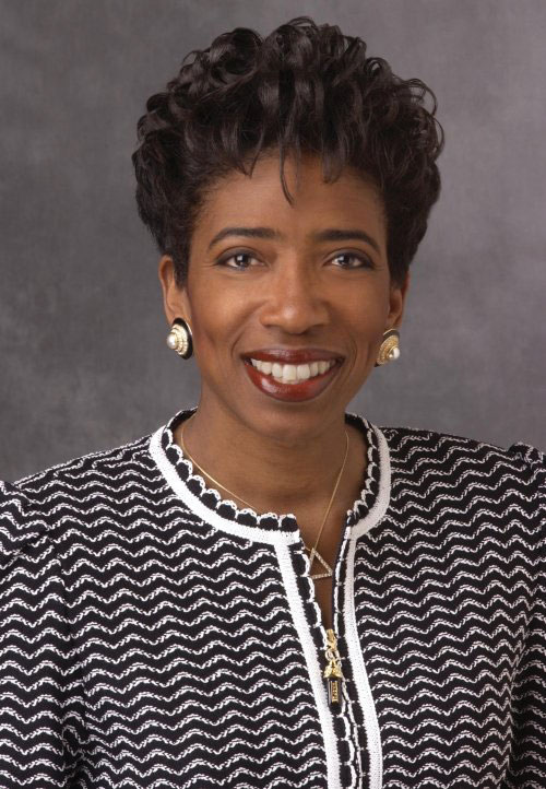 Author and Wall Street Exec Carla Harris (Image: Courtesy of Subject)