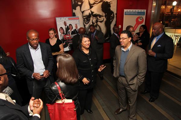 Black Enterprise/Shell Energy Forum 2010