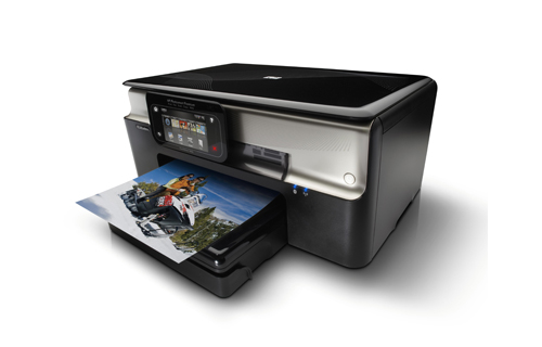 """HP Photosmart Premium Touch Smart Web All-in-One Printer HP's """"photo smart"""" printer allows users to easily cut paper usage in half with automatic two-sided printing. Users can also give their computers a break with the Web-connected, Energy Star-qualified printer, which has the ability to edit and print photos and print from the Web—without a PC. The printer can be purchased on the HP Website and Office Depot.  Retail: $329.99 (after $70 instant rebate from HP)"""