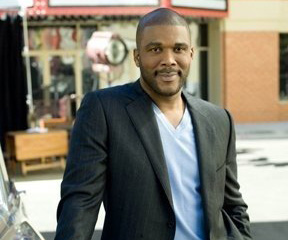 Perry is often criticized by Spike Lee as not meeting the standards of respectable filmmaking. This year he is also working on an adaptation of the book For Colored Girls Who Have Considered Suicide When the Rainbow Is Enuf to be released January 2011. (Image Source: Tyler Perry's Facebook fan page)