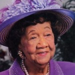 For nearly half a century, Dorothy Irene Height has been a vocal champion and leader in the Civil Rights movement. As the only female member among the major leaders of the Civil Rights Movement—along with Martin Luther King, Whitney H. Young, A. Philip Randolph, James Farmer, Roy Wilkins and John Lewis—Height fought for equality and human rights for all people. Among her numerous accomplishments: Height was named to address issues of duress during the aftermath of the Harlem riot of 1935; appointed leader of the United Christian Youth Movement of North America in the New Deal era (1933); was on the staff of the National Board of the YWCA of the USA (1944 - 1977); elected president of the National Council of Negro Women (1957-1998); and received the NAACP Spingarn Medal,  the Presidential Medal of Freedom from Bill Clinton, and the Congressional Gold Medal, the highest civilian and most distinguished award presented by the U.S.  Congress.  She was as well known for her extensive collection of hats, as well as for her indomitable spirit.  (Image source: New York University) (Click here to view Women of Power Legacy Award Dorothy Height Tribute video.)