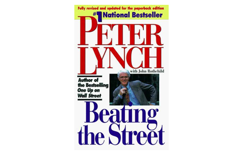 Recommended by Black Enterprise Magazine Editor-in-Chief Derek Dingle: Beating the Street by Peter Lynch (Random House).