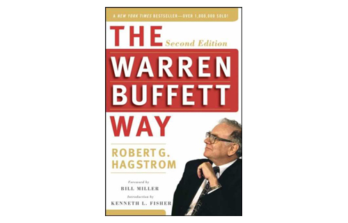 Recommended by Black Enterprise Magazine Editor-in-Chief Derek Dingle: The Warren Buffet Way by Robert G. Hagstrom (Wiley, $15).