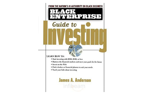 Recommended by Black Enterprise Magazine Editor-in-Chief Derek Dingle: Black Enterprise Guide to Investing by James A. Anderson (John Wiley & Sons).