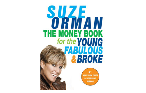 "One of our fabulous young staff writers, Renita Burns, recommends The Money Book for the Young, Broke & Fabulous by Suze Orman (Riverhead Trade, $16). ""This book walked me through many financial firsts, from learning the difference between billing methods when applying for my first credit card, to understanding when it's right to pay off debt instead of put the extra money towards savings,"" Burns says. ""As a young person looking to get an understanding of my financial landscape (i.e. student loan debt, intern housing expenses, investing) this book held my hand through it all."""