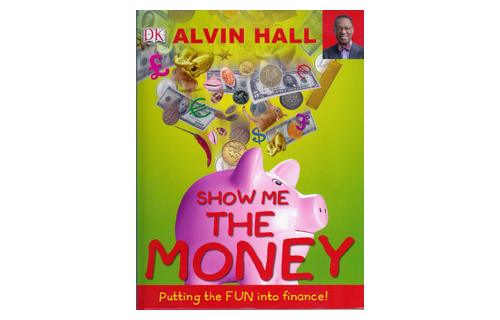 "Recommended by Editorial Director John Simons: Show Me The Money by Alvin Hall (DK Publishing, $16). If there's anyone in your family younger than 12 or so, Hall's book offers a visual and engaging way to introduce them to concepts like compound interest and ""the rule of 72."